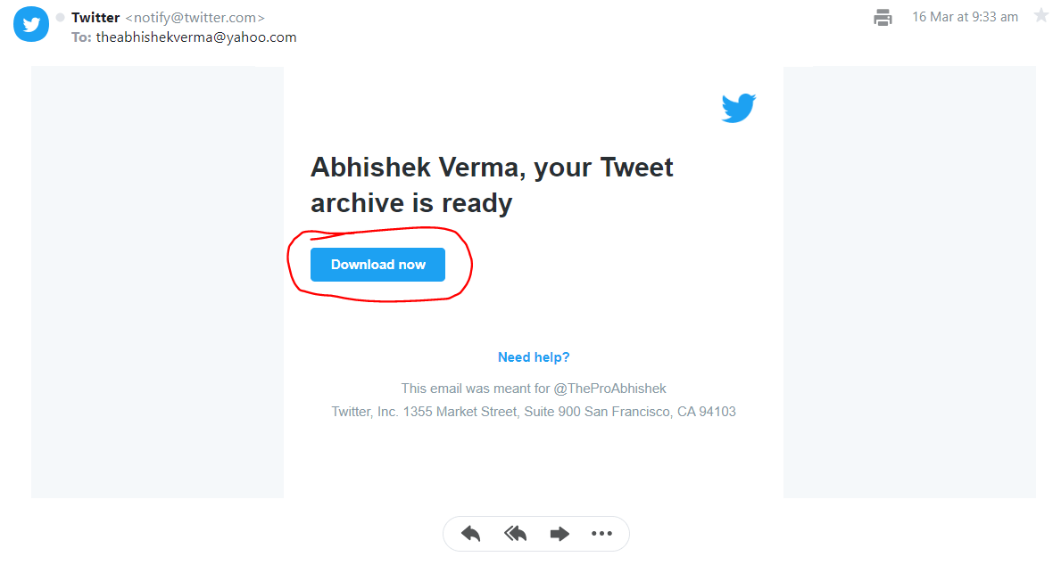 How to Recover Deleted Tweets in 2019? - Innovative Beast