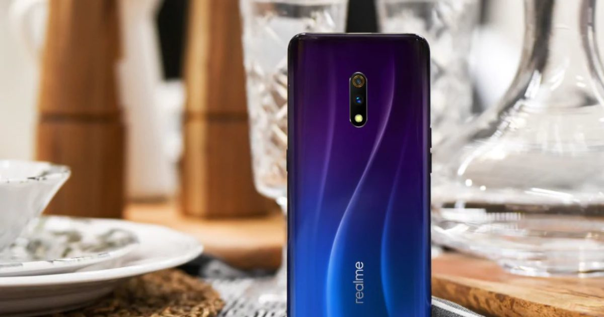 Realme X can be launched in India by Realme 4 Pro